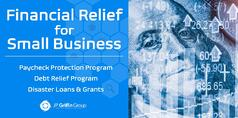 Three COVID-19 Financial Relief Programs For Small Business