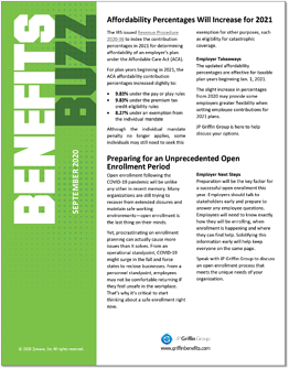 Benefits Buzz -Sept 2020