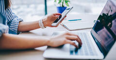 Cyber Monday Shopping At Work: 4 Ways To Maintain Productivity