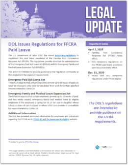 DOL Issues FFCRA Regulations on Paid Leave.pdf
