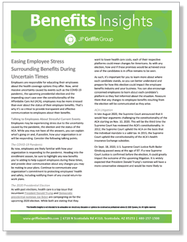 Easing Employee Stress Surrounding Benefits During Uncertain Times_FINAL