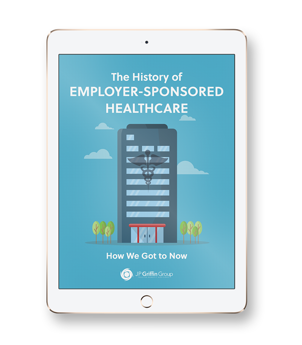 History of Employee Sponsored Healthcare