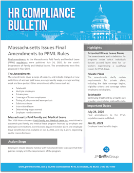 MA Releases Final Amendments to PFML Regulations