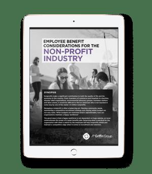 Non-Profit Industry iPad Image