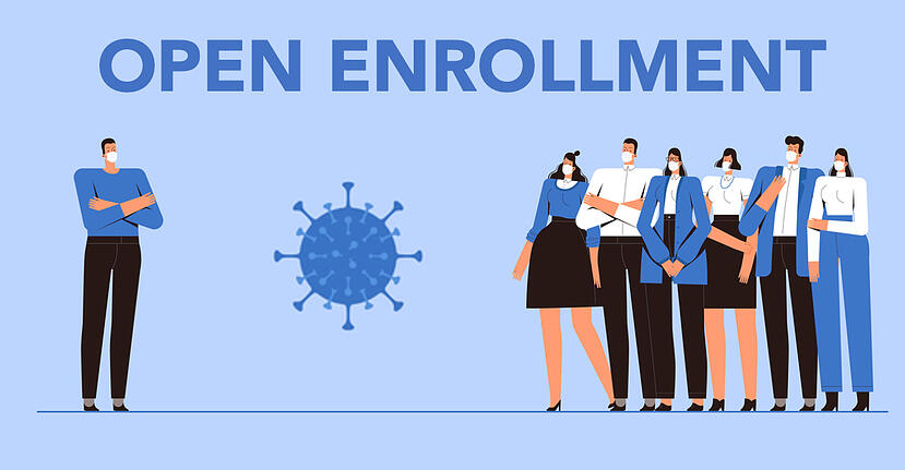 Open Enrollment During COVID-19 Pandemic