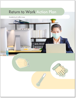 SAMPLE Return to Work Action Plan - Design 2