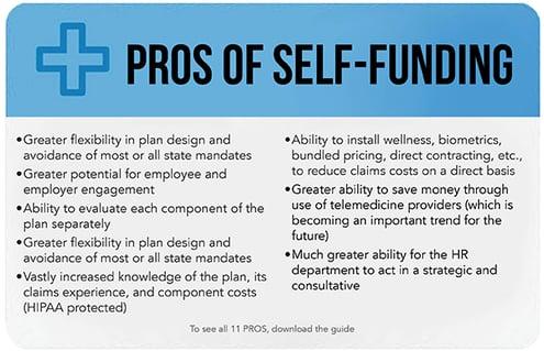 Self Funding Pros