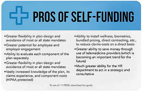 Self Funding Pros