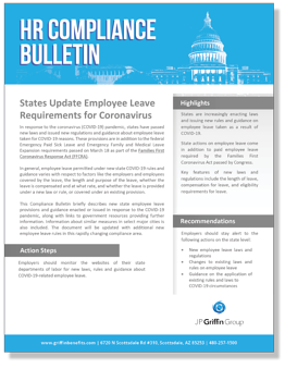States Update Leave Rules in Response to Coronavirus-9.25.20_FINAL