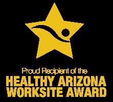 Healthy Arizona Worksite Gold Award