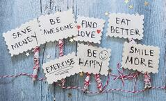 Keeping New Year's Resolutions - Here's How Employers Can Help