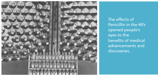 penicillin healthcare history