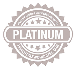 JP Griffin Group Wins Platinum Level Healthy Arizona Worksites Award