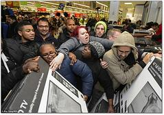 Black Friday Revolt Continues; Employers Put Family Time First