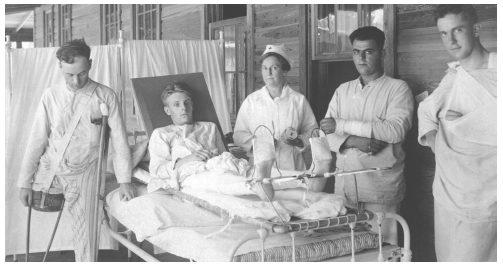 wartime healthcare