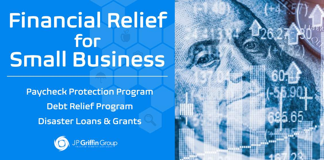 Three COVID-19 Financial Relief Programs For Small Business - Featured Image