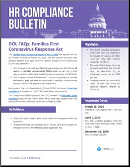 282253 DOL FAQs - Families First Coronavirus Response Act 04.06.20-1