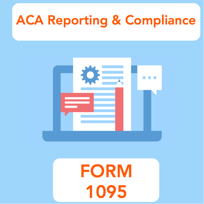 Form 1095 FAQs - ACA Reporting & Employee Benefits Compliance - Featured Image