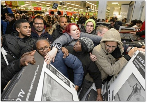 The Evolution of Black Friday - Featured Image