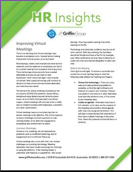 HR Insights - Improving Virtual Meetings-1