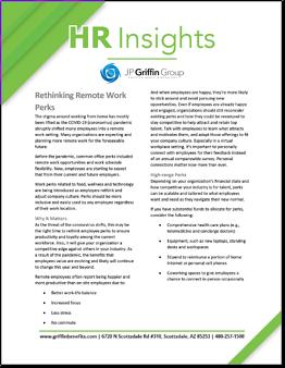 HR Insights - Rethinking Remote Work Perks-1