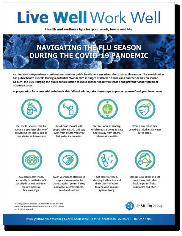 Navigating Flu Season During the COVID19 Pandemic - Infographic_FINAL