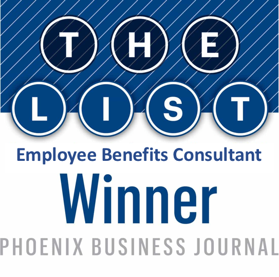 JP Griffin Group Once Again Named Top Five Phoenix-Area Employee Benefits Broker - Featured Image