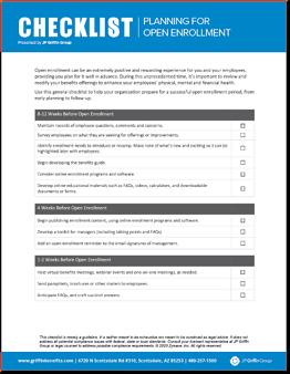 Planning for Open Enrollment Checklist-1