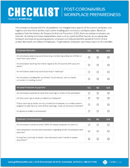 Post-coronavirus Workplace Preparedness Checklist_FINAL-1