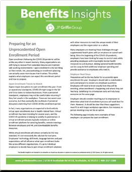 Preparing for an Unprecedented Open Enrollment Period-1