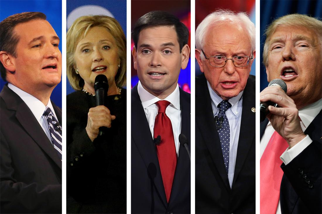 Where The Presidential Candidates Stand On Employer Sponsored Healthcare - Featured Image