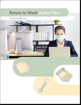 SAMPLE Return to Work Action Plan - Design 2-1