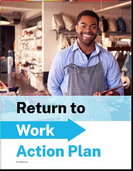 SAMPLE Return to Work Action Plan - Design 3-1