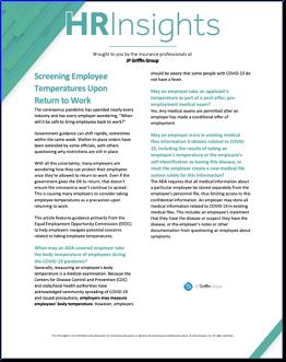 Screening Employee Temperatures Upon Return to Work-1