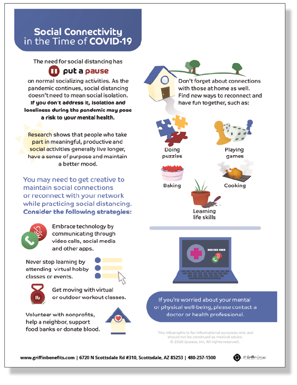 Social Connectivity in the Time of COVID 19 - Infographic_FINAL
