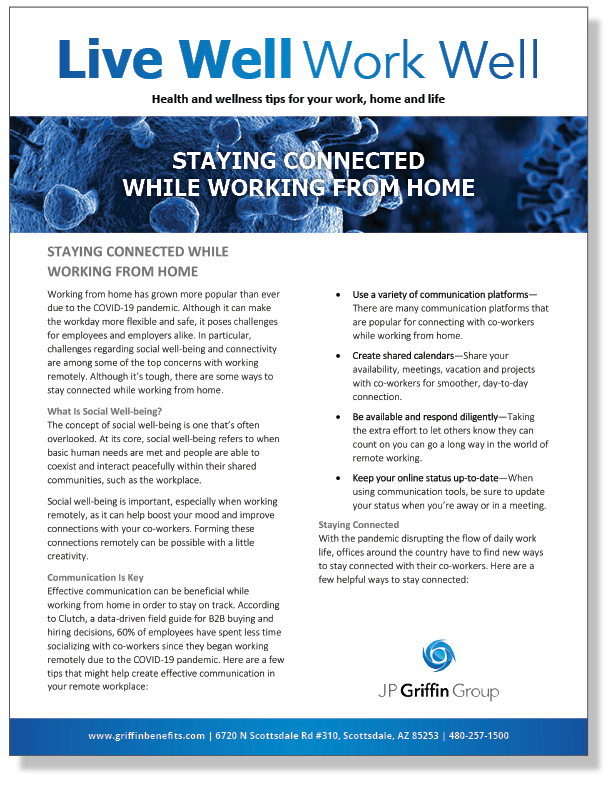 Staying Connected While Working from Home_FINAL