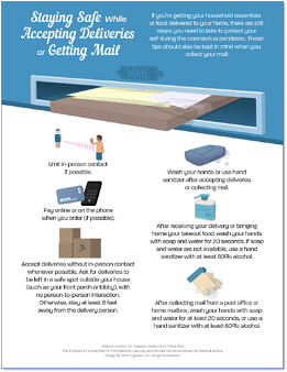 Staying Safe While Accepting Deliveries or Getting Mail-1