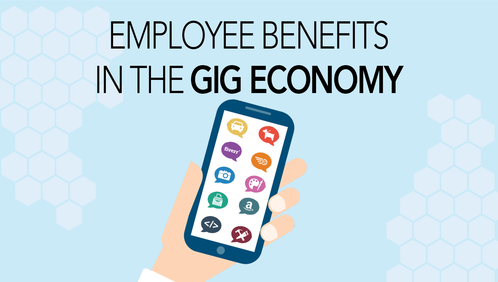 Employee Benefits in the Gig Economy - Featured Image