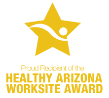 JP Griffin Group Wins Gold Level Healthy Arizona Worksites Award - Featured Image