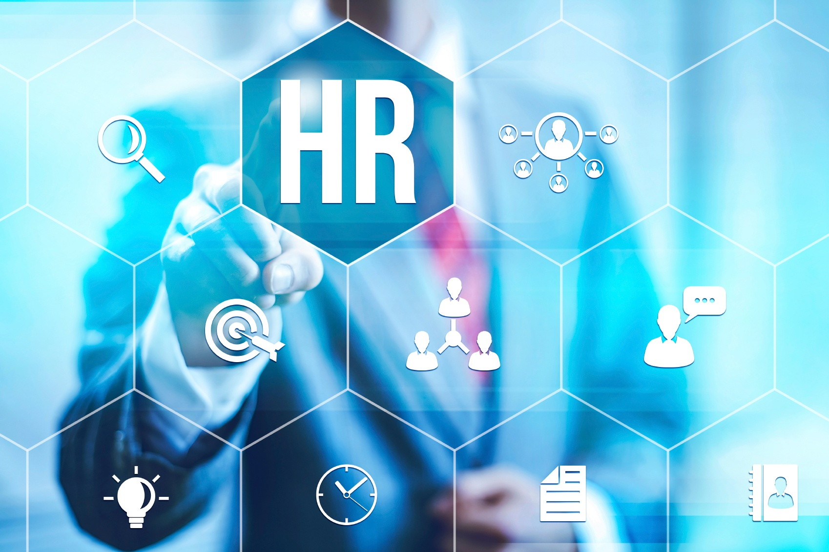 Six Ways Technology Is Impacting Human Resources - Featured Image