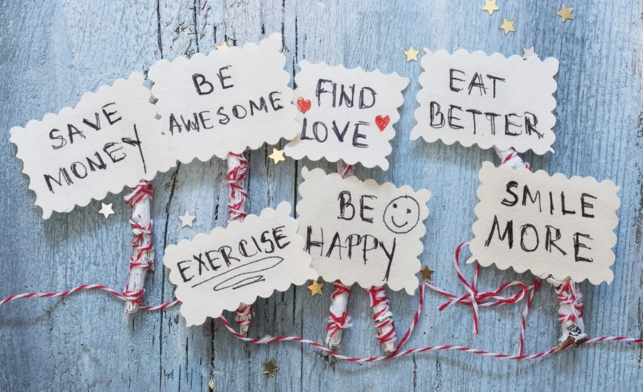 It's Already February; Here's How You Can Help Employees Keep Their New Year's Resolutions - Featured Image