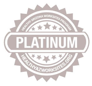 JP Griffin Group Wins Platinum Level Healthy Arizona Worksites Award - Featured Image