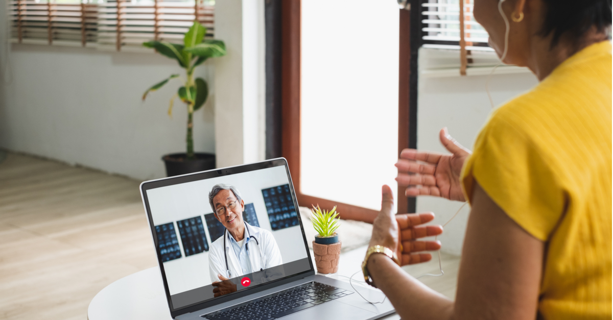 5 Telehealth Trends to Watch in 2021 - Featured Image