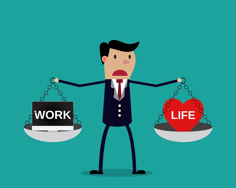 maintain a balance work life for employees Helping your employees maintain work/life balance isn't something you do just for them — it can be vital to the health of your company employee burnout has a .
